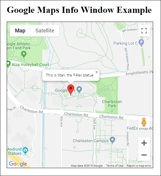 Google Maps - Happy Coding