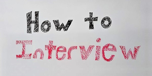 How to Interview - Happy Coding